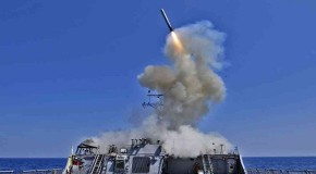 U.S. Cruise Missiles Preparing to Strike Syria without Congressional Approval