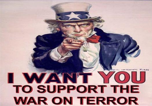 US using terror alert to keep war on terror going Barrett