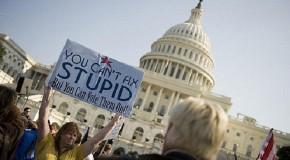 Washington Thinks You Are Stupid