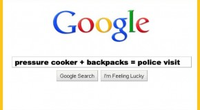 Yes, They Are Watching: Online Search for Pressure Cooker Sparks Chilling Police Visit