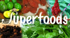 5 Top Super Foods and Their Far Reaching Benefits