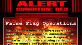 A Brief History of False Flag Terror