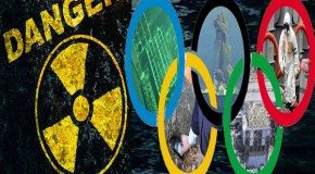 As Fukushima radiation rages, Tokyo awarded bid to host 2020 Summer Olympics, hilariously named the 'Safe Games'