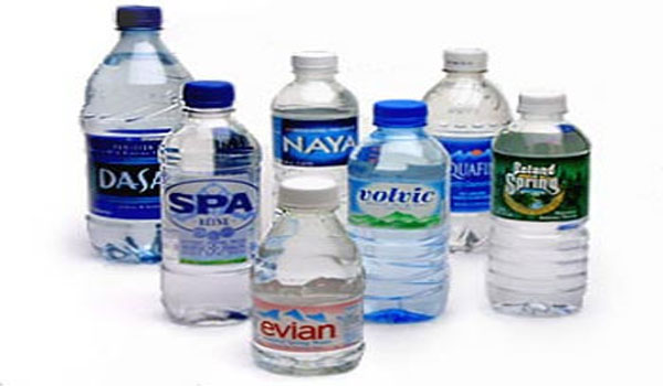 Bottled Water Found to Contain over 24,000 Chemicals, Including Endocrine Disruptors