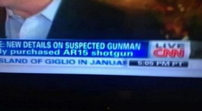 Caught: CNN Claims Navy Yard Shooter Had 'AR-15 Shotgun'