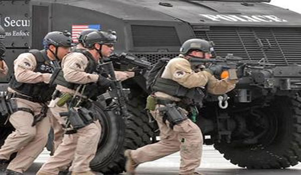 Documents Prove That Homeland Security Is Being Armed By US Military