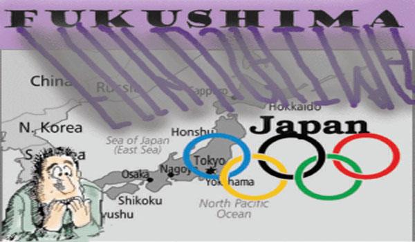 Endless Fukushima catastrophe 2020 Olympics under contamination threat