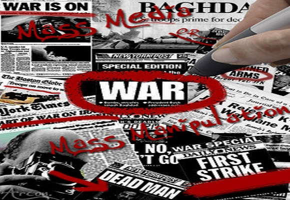 Faking It How the Media Manipulates the World into War