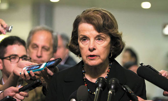 Feinstein Exploits Navy Yard Shooting to Renew Call to Disarm Mr. and Mrs