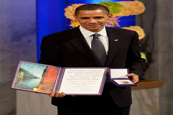 GIVE OBAMA'S 2009 NOBEL PEACE PRIZE TO PUTIN!
