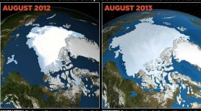 Global Warming Computer Models Collapse; Arctic Ice Sheets Rapidly Expand as Planet Plunges into Global Cooling