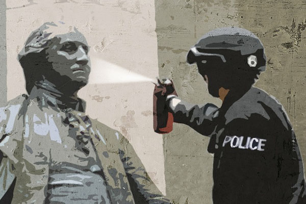 How to Talk to Kids About the Police State
