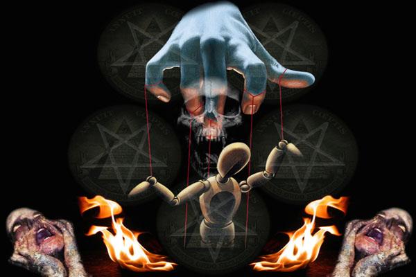 Illuminati Showdown in Middle East