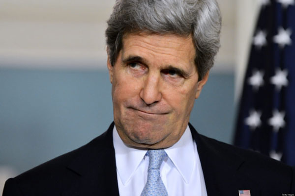 Kerry Attacking Syria Remains an Option