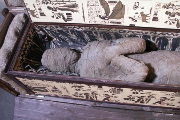 Mysterious mummy found in German attic by 10-year-old boy
