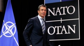 NATO Chief Urges War On Syria