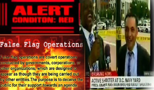 Navy Shooting False Flag Proof Actors Why Are They Laughing