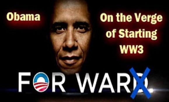 Obama Administração chantageia Rússia para iniciar WW3
