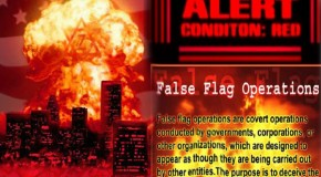 Plans for Multiple False Flag Events Taking Shape