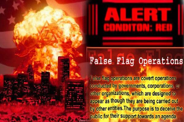 Plans for Multiple False Flag Events Taking Shape