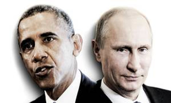 Poll Americans Think Putin More Effective Than Obama on Syria