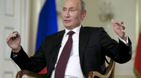 Putin calls Kerry a liar on Syria