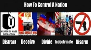 Schools Are Indoctrinating Children to Accept Gun Confiscation