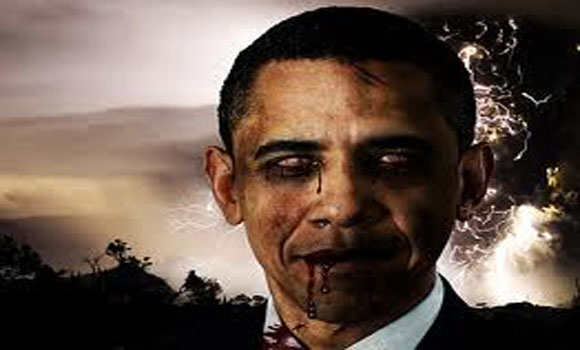 The Rule of Zombies Why Are Obama and Kerry So Desperate to Start a New War