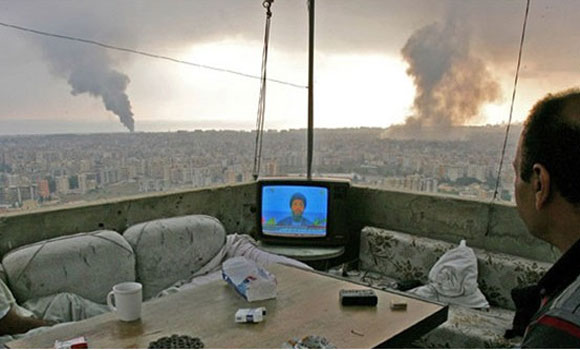 The war on Syria is just a television series
