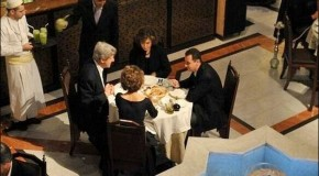Tool of Betrayal: John Kerry's Dinner with Bashar
