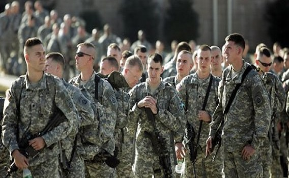 US Troops In Ft Hood Receive Orders To Deploy To Syria