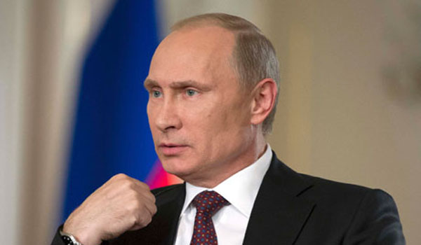 'We have our plans' Vladimir Putin warns US against Syria military action