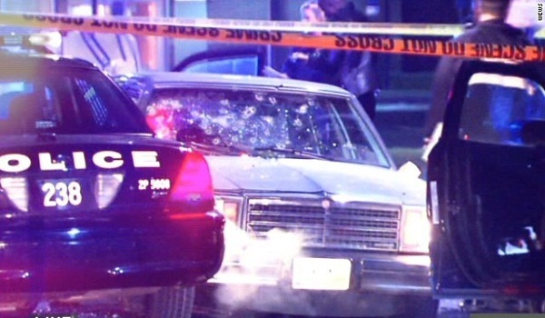 63 Cops Suspended after 137-Bullet Car Chase Ends with Two Unarmed People Dead