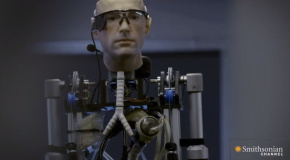 'Bionic Man' will walk the streets of Washington, DC tomorrow