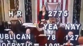 "Bizarre ""Freemason"" Rant on House Floor During Debt Ceiling Vote"