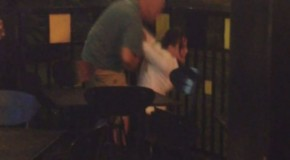 CAUGHT ON TAPE: Off-Duty Deputy Cuffs And Bullies Marine Woman At Restaurant