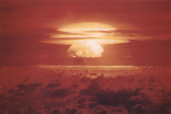 Case Study U.S. Military Killed 130,000 People In Nuclear Tests During a 12-Year Span