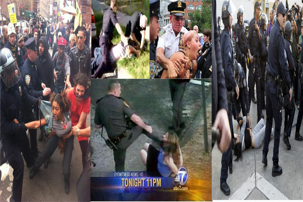 Citizens Rise Against Police Brutality Nationwide