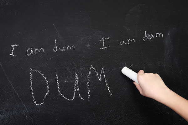 FEDERAL GOVERNMENT American adults dumber than average human… 'Quite distressing'