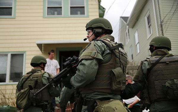 FEMA Preparing Military Police For Gun Confiscations and Martial Law