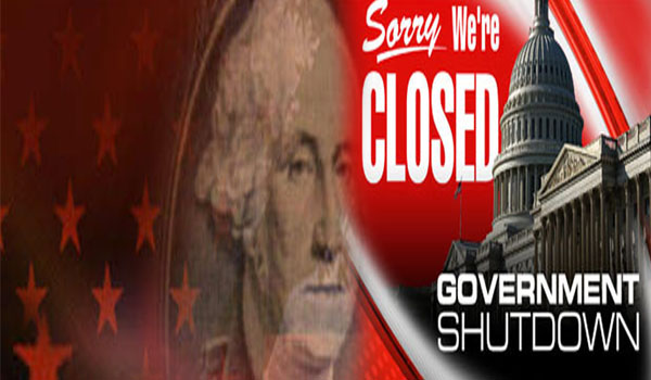 Government Shutdown The Next Step In The Collapse Of The Dollar