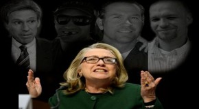 "Hillary Clinton Heckled: ""Benghazi, You Let Them Die!"""