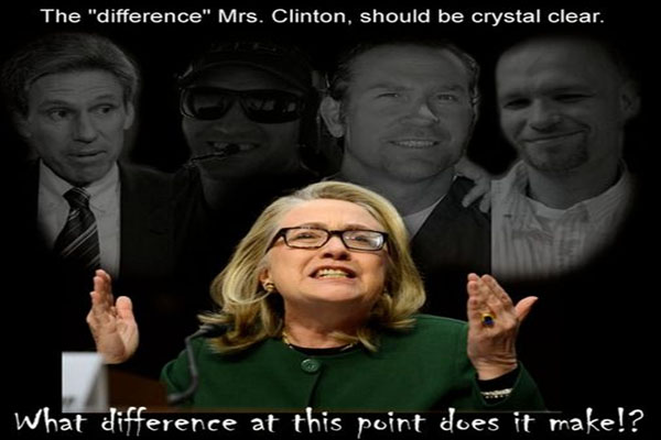 Hillary Clinton Heckled  Benghazi, You Let Them Die!