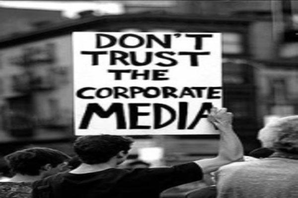 Holocaust of lies US Mainstream media