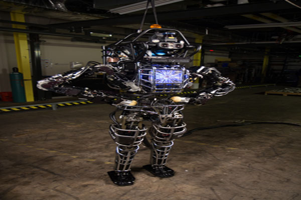 Humanoid Robots to Flying Cars 10 Coolest DARPA Projects