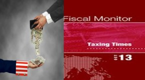 IMF: A Confiscation Tax is Headed Your Way