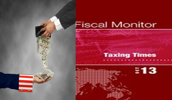 IMF A Confiscation Tax is Headed Your Way