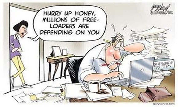 """IRS Gives Billions in Illegal Refunds Harry Reid Says This is """"Just Fine"""""""