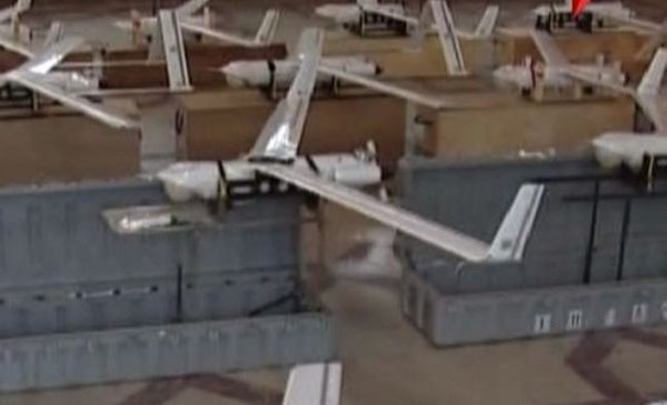 Iran gives indigenous ScanEagle drone to Russia