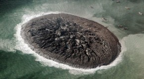 NASA releases images of Pakistan's 'Earthquake Island'